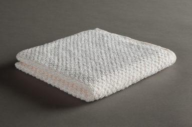 מגבת ידיים 30/30 לבן ערד | הכל לצימר