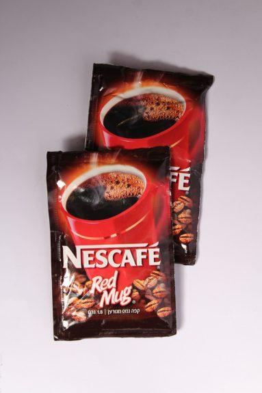 מנות קפה נמס רד מאג 600 יח' | הכל לצימר